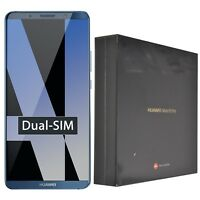 MoNew Huawei Mate 10 PRO BLA-L29 128GB Blue Dual-SIM Factory Unlocked 4G Simfree