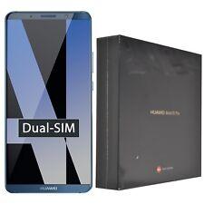New Huawei Mate 10 PRO BLA-L29 128GB Blue Dual-SIM Factory Unlocked 4G Simfree