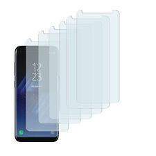 6 x lámina protectora Samsung Galaxy s8+ plus claramente protector de pantalla Screen Protector