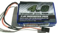 Turnigy 4000mAh 2s 7.4v Protected LiPo Receiver rx pack suits 1/5 Losi 5t Baja