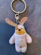 Winnie The Pooh Bunny Keychain