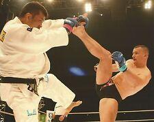 Hidehiko Yoshida Mirko Cro Cop Filipovic 8x10 Photo UFC Pride FC Grand Prix 2006