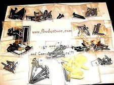 1970 - 1981 TRANS AM & FIREBIRD - INTERIOR INSTALL KIT - TRIM SCREWS / FASTENERS
