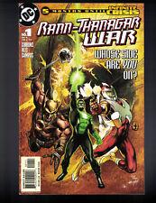 Rann-Thanagar War #1-6 Complete DC Comics Miniseries Gibbons (W) Reis (A) VF/NM