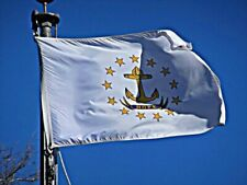 NEW RHODE ISLAND 2x3ft FLAG new superior quality fade resist flag us seller