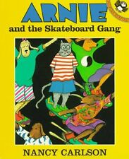 Arnie and the Skateboard Gang (Picture Puffins)