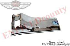VESPA CHROME PLATED HORN CAST COVER NOSE PX PX 80-200 PE LUSSO SCOOTS @UK