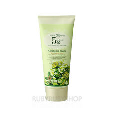 [It'S SKIN] Skin Freshening 5 Teas Cleansing Foam - 180ml