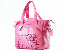 New Hello kitty Bag ShouLder Strap Purse Girl Gift New Pink Casual Women 2018