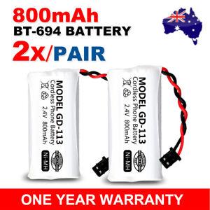 Premium Battery for UNIDEN BT-694 BT-694S BT-694n BT-694m DECT 6 Cordless Phone
