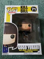Funko Pop! Movies: Kill Bill - Gogo Yubari #71 Vinyl Figure Vaulted. New