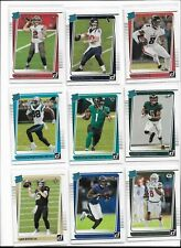2021 Donruss Football Rated Rookie & Portrait Pick Your Player Complete Set