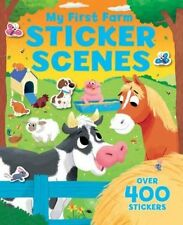 FARM STICKER SCENES ACTIVITY BOOK - OVER 400 STICKERS