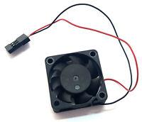 H011S 550 540 Motor Cooling Heatsink Heat Sink Single Fan Only for JR 30x30 6v