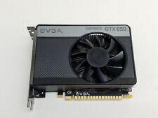 EVGA Nvidia GeForce GTX 650 1GB GDDR5 PCI Express x16 Desktop Video Card
