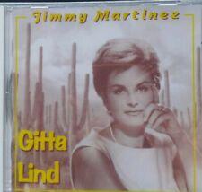 Jimmy Martinez von Gitta Lind (2000)CD OVP