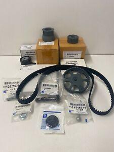 """Genuine Holden RG Colorado 2.8 & 2.5 Litre Duramax """" Timing Belt Complete Kit  """""""