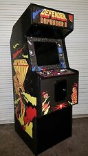 Defender / Defender II Arcade Video Multi Game Machine