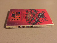 The Black Horde by Richard Lewis (1980, Mass Market Paperback) horror RARE