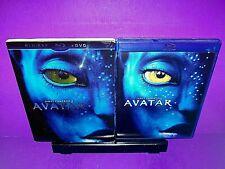 Avatar (Blu-ray/DVD, 2010, 2-Disc Set) B516