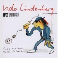"UDO LINDENBERG ""MTV UNPLUGGED: LIVE AUS DEM..."" CD NEU"
