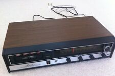 REALISTIC 8-TRACK STEREO/RECEIVER - GREAT CONDITION