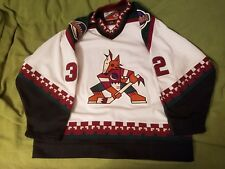 Phoenix Arizona Coyotes Pro Player Kachina Brad May #32 jersey size 54