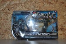 ThunderCats Lizard Cannon with Lizard MOSC Mint on card in box MISB
