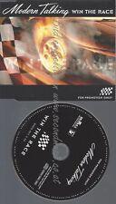 PROMO CD--MODERN TALKING -WIN THE RACE--1TR