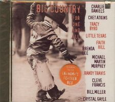 BIG COUNTRY - VARIOUS ARTISTS  - CD - NEW