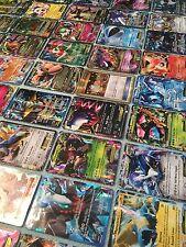 Pokemon TCG 100 CARD LOT GUARANTEED EX, GX, MEGA, FULL ART OR BREAK. FREE SHIP