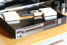 SONY CDP 302 ES cd player serviced + new laser pick up instaled + original box