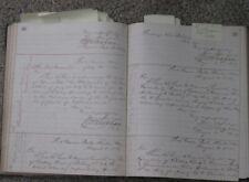 Major General William Graham, 1879, Ft. Warren, FANTASTIC journal, 145 signature