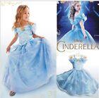 Disney Cinderella Classic Princess Fancy Dress Costume Girls Book Week Licensed