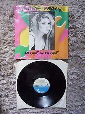"""Blondie Debbie Harry In Love With Love UK Chrysalis 1987 12"""" Vinyl Single A1/B2"""