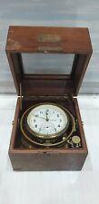 Marine chronometer ship chronometer Russain marine chronometer germany wepee
