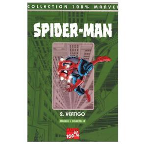 COMICS MARVEL - SPIDER MAN > TOME 2 / MACKIE, ROMITA JR, ED. SOUPLE PANINI