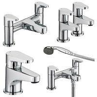 BRISTAN QUEST TAPS BASIN MIXER BATH SHOWER FILLER CHROME MONO BATHROOM SET