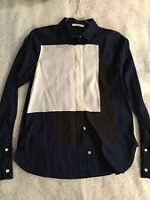 CELINE color Block Shirt Size 36