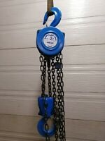 Tractel - tralift 2T Manual chain hoist with 10ft lift