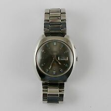 VINATGE JAPAN AUTOMATIC STAINLESS STEEL WRISTWATCH RICOH 21 JEWELS