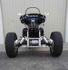 Harley Davidson Tri Gide and Freewheeler Independent Suspension conversion kit