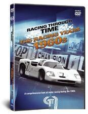 RACING THROUGH TIME - 1960's THE RACING YEARS  Grand Prix - NEW 2 DVD Set