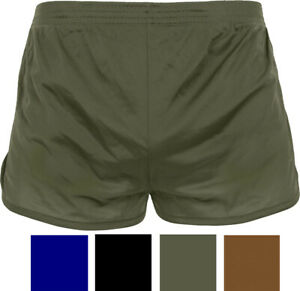 Ranger Panties, Silkies Military PT Shorts Running Physical Training Workout Jog