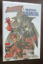 Daredevil Captain America Dead on Arrival #0 8.0 VG (2008)
