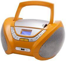 Tragbares Stereo Radio   CD-Player   Kinder Radio   Stereo Radio   Stereoanlage