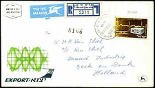 Israel 1968, 80a Air, Israeli Experts FDC First Day Cover #C38492