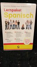 Sprachkurs Spanisch lernen Sprachpaket CD, Audio,MP3 und Buch