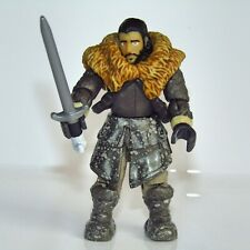 Game of Thrones ~ Mega Bloks CONSTRUX Figurine ~ Jon Snow avec Longclaw Sword