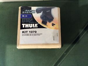 Thule Fitting Kit Part No 1070 Fits Alfa 156